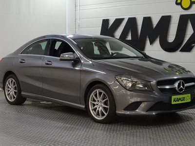 käytetty Mercedes CLA220 CDI Coupé *Webasto*