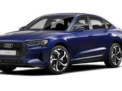 käytetty Audi E-Tron - Sportback Edition Advanced 50 quattro