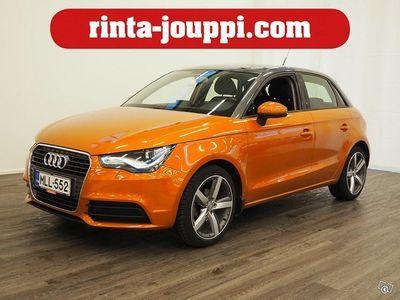 käytetty Audi A1 Comfort Attraction 1,2 TFSI Start-Stop - Tyylikkäällä väriyhdistelmällä!, Suomiauto, Bi Xenon, Vakio