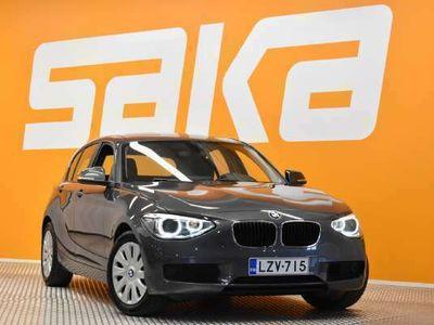 käytetty BMW 116 F20 TwinPower Turbo A Business ** Suomiauto / 2-om. / Xenon / P-tutka / Juuri tullut! **