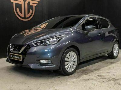 käytetty Nissan Micra IG-T 100 S/S Acenta 5M/T / Todella siisti / Kuin uusi! *Rahoitus/Vaihto*