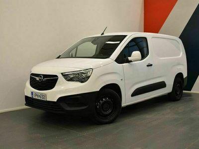 käytetty Opel Combo Cargo XL Comfort 100 D Turbo *Lattia ja seinä vanerit *tutkat takana *Webasto *Cruise IPH-632 | Laakkonen