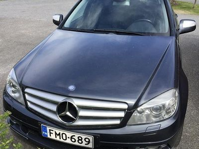 käytetty Mercedes C220 CDI Avantgarde STW 204 K