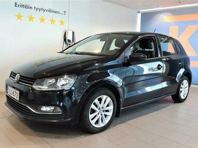 käytetty VW Polo Comfortline 1,2 TSI 66 kW (90 hv) BlueMotion Technology 4-ovinen