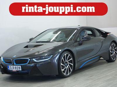 käytetty BMW i8 Business Exclusive - Suomiauto, Navigointi, Harman Kardon, Huippuhieno - Black Friday tarjous: Rinta-Jouppi Turva...