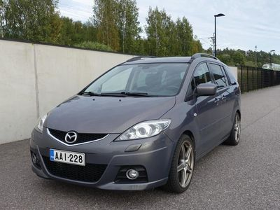 käytetty Mazda 5 MPV 1,8 Elegance Business 5MT 5d HA4 - ** 7-PAIKKAINEN**