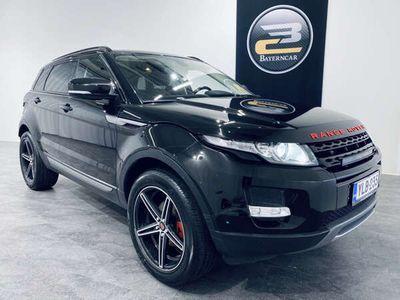 käytetty Land Rover Range Rover evoque 2,2 TD4 150HV. **KORKOTARJOUS 1,99%**