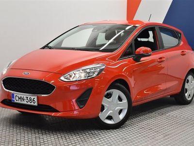 käytetty Ford Fiesta 1,1 85hv M5 Trend 5d *Vakionopeudensäädin, Ilmastointi, Tehdastakuu* CMN-386 | Laakkonen