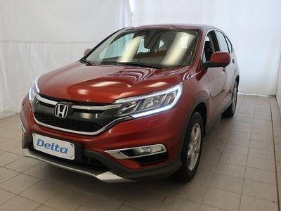käytetty Honda CR-V 1,6 Diesel Elegance **Tähän autoon korkotarjous 1,9%+kulut Huoltorahalla!**