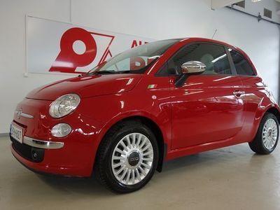 käytetty Fiat 500 Italia 1,2 8v 69hv
