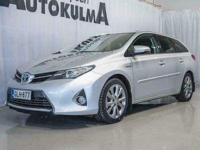 käytetty Toyota Auris Touring Sports 1,8 Hybrid Premium