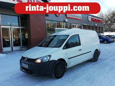 käytetty VW Caddy Maxi umpipakettiauto 1,6 TDI 75kW - Tähän autoon 200€ arvoinen Nesteen polttoainelahjakortti kaupan päälle!*