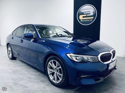 käytetty BMW 320 G20 SEDAN SPORTLINE **WEBASTO, 2X ALUT, DISPLAY KEY, SPORT-NAHAT & KORKO 1,99%**