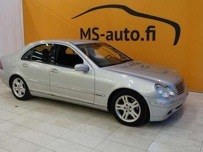 käytetty Mercedes C320 CSedan (AA) 4ov 3190cm3 A #Tehokas #Pitkäleima