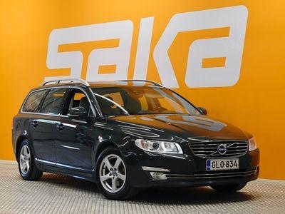 käytetty Volvo V70 D2 Classic Business ** Suomi-auto / Merkkihuollettu / Webasto / Harman/Kardon / Nahkapenkit / KeyLes