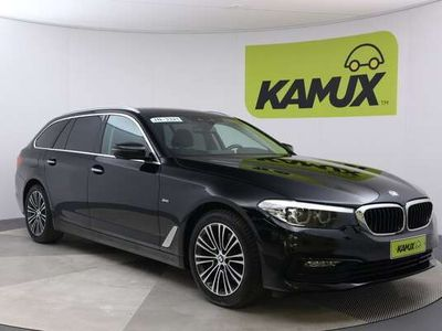 käytetty BMW 520 G31 Touring Aut Sport Line // Vetokoukku / Navigointi / Perutuuskamera //
