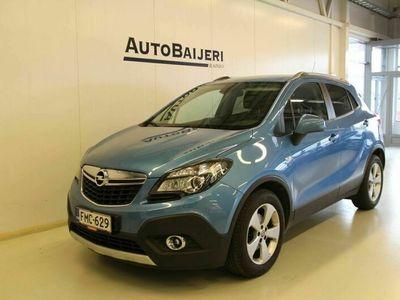 käytetty Opel Mokka 5-ov Drive 1,6 CDTI ecoFLEX Start/Stop 100kW MT6 - Välipäivien