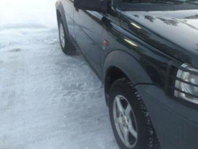 used Land Rover Freelander 2.0 td4