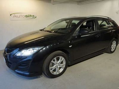 käytetty Mazda 6 Sport Wagon 2.0 Dynamic