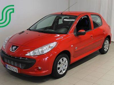 käytetty Peugeot 206+ Generation 75 5-ov - 1,99% Rahoituskorko + kulut! Kotiintoimitus veloituksetta!