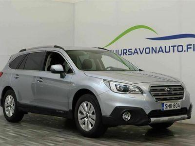 käytetty Subaru Outback 2,5i Base Edition CVT ** ADAPTIVE CRUISE / LED / KAISTAVAHTI **