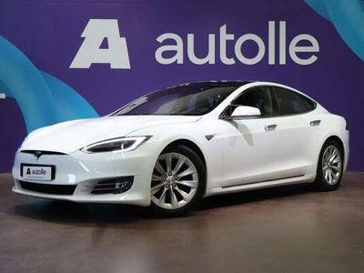 käytetty Tesla Model S KOTIINTOIMITUS 75D AP1, CPO-Takuu, Facelift Tarkastettuna, Rahoituksella, Kotiin toimitettuna