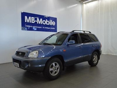 used Hyundai Santa Fe 2,7 V6 GLS 5d AA/C AT