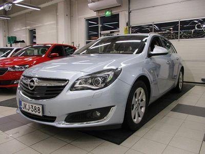 käytetty Opel Insignia Sports Tourer Edition 1,6 CDTI 136hv AT6, LISÄLÄMMITIN KAUKO-OHJAIMELLA!