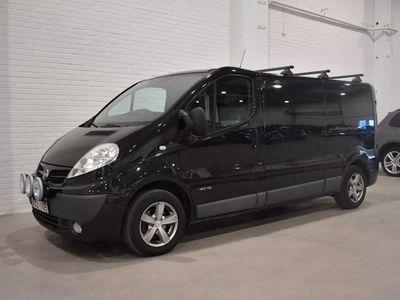käytetty Nissan Primastar 2.0 dCi 115HV L2H1 Van AC/Tulossa