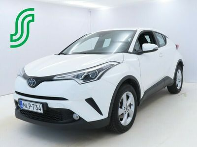 käytetty Toyota C-HR 1,2 T Turbo Edition - * Approved - 12 kk maksuton vaihtoautoturva ilman kilometrirajoitusta*