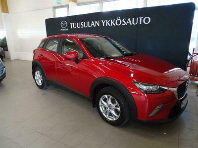 käytetty Mazda CX-3 2,0 (120) SKYACTIV-G Premium 6AT EC1