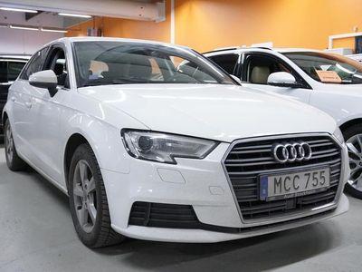 käytetty Audi A3 Sportback g-tron Business 1,4 TFSI CNG 81 kW ** Bluetooth / Tutkat **