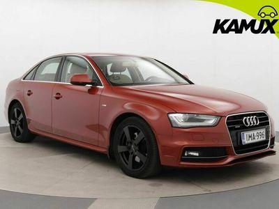 käytetty Audi A4 Sedan TDI Edition 2,0 TDI clean diesel 140 kW quattro S tronic