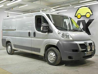käytetty Peugeot Boxer 335 L2H1 HDi 110 FAP Silver