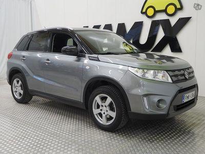 käytetty Suzuki Vitara 1,6 VVT 4WD GL+ 5MT / Neliveto / Peruutuskamera / Adaptiivinen vakionopeudensäädin /