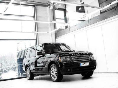 käytetty Land Rover Range Rover TDV8 Vogue Aut + Nahat + Navi + Harman/Kardon + BiXenon + Peruutuskamera + Vetokoukku
