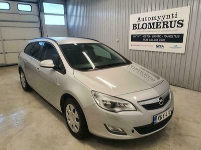 käytetty Opel Astra Sport Tourer Enjoy 1,6 85kw