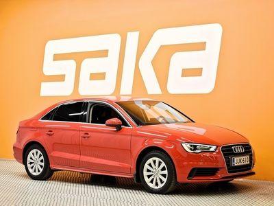 käytetty Audi A3 Sedan Bsn 1,4 TFSI COD A ultra # 1-omistaja, huoltohistoria, hienokuntoinen A3#.