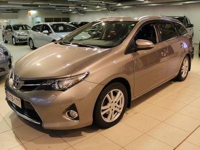 käytetty Toyota Auris Touring Sports 1,6 Valvematic Active Multidrive S