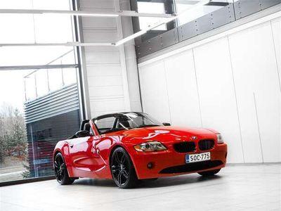 käytetty BMW Z4 3,0i Aut