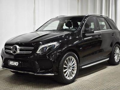 käytetty Mercedes GLE500 e 4Matic Plug-in-Hybrid AMG Sport ***Huippuvarusteet***