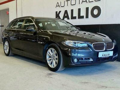 käytetty BMW 518 518 F11 Touring d A Business Exclusive Pro Edition * Hyvin huollettu * Todella siisti *