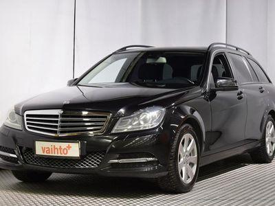 käytetty Mercedes C220 CDI BE T A