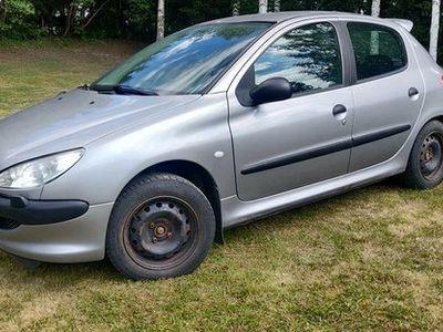 käytetty Peugeot 206 1.4 HDI 5 OVINEN
