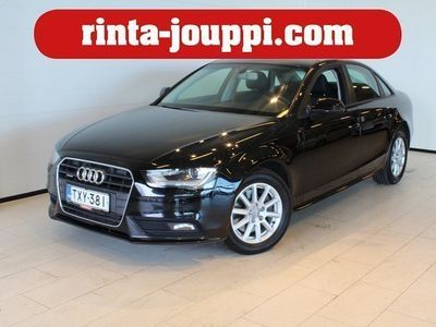 käytetty Audi A4 Sedan Busin 2,0 TFSI 155 Q A (MY13) - Quattro ! Voimakas automaatti neliveto! Bluetooth! Xenon!