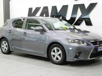 käytetty Lexus CT200h Hybrid A / Navi / 2x hyvät renkaat / P.kamera /