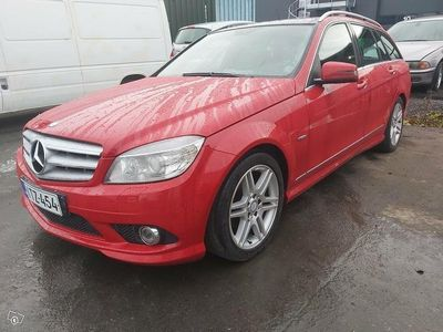 käytetty Mercedes C220 cdi AMG