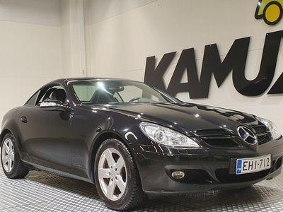 käytetty Mercedes SLK200 Kompressor A / Hieno!
