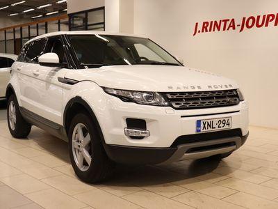 käytetty Land Rover Range Rover evoque 2,2 TD4 Pure Business Aut Lisälämmitin
