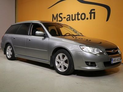 käytetty Subaru Legacy 2.0 R #Facelift #Nelikko